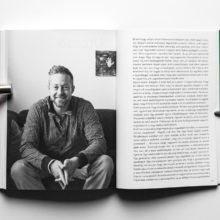 Ébredéseim zazie kiadó könyv book apaság porté fotózás boncsér orsolya portrait photography Nagy Judit fotós borító cover