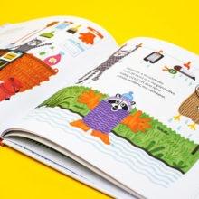Fogd rá a jetire nokedli boncsér orsolya szívünk rajta program unicef versek gyerekkönyv verseskönyv könyv jeti állatok meséskönyv szövegíró gyerek mese