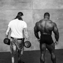 Brandon Curry Team scitec bodybuilder werk photography fotózás documentary dokumentarista branded content testépítő