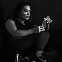 Brandy Leaver Team scitec bodybuilder werk photography fotózás documentary dokumentarista branded content testépítő